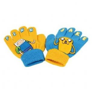 Adventure Time Jack & Finn Gloves (Children's Size)